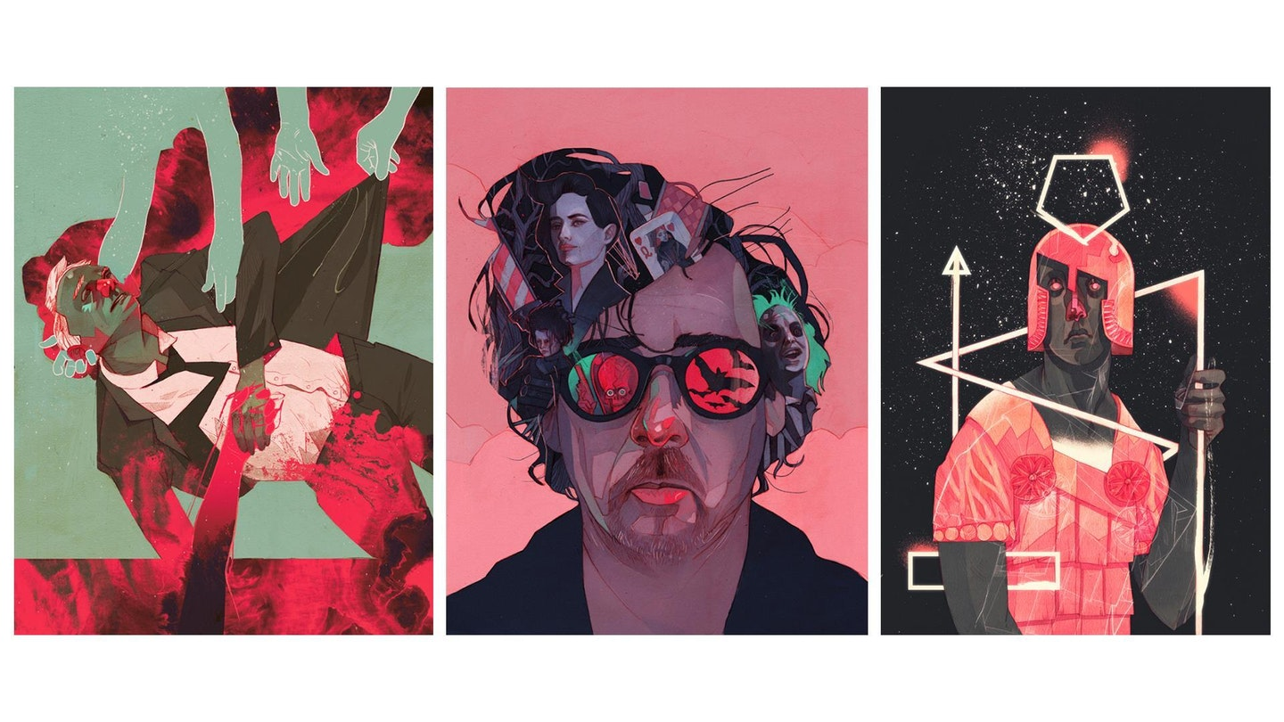 eda1b9be Patryk Hardziej Studio deals with graphic design and illustration  including: album covers, visual identity of cultural events, logo, books,  exhibitions, ...